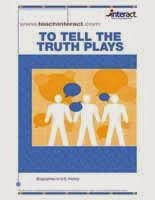 Check out my book, To Tell the Truth Plays:  Biographies in U.S. History!