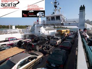 empresas de transporte de coches