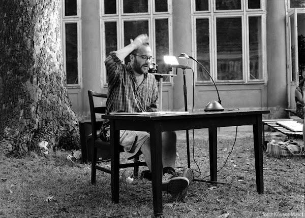 Gerlóczy Márton: A csemegepultos naplója - felolvasás a Kultúrfürdőben