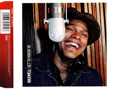 Maxwell - Get To Know You-CDS-2001