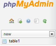 Create mysql table using CREATE TABLE mysql command in php
