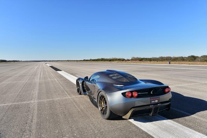 Dünyanın En Hızlısı Venom GT Hız Testi 435 km