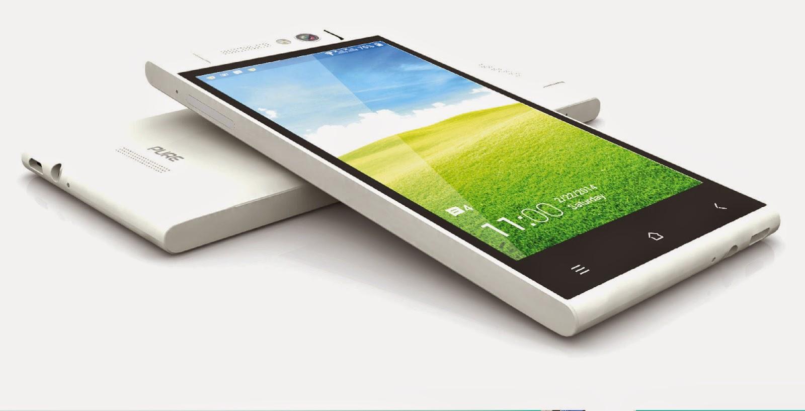 Harga Spesifikasi Android Himax Pure III