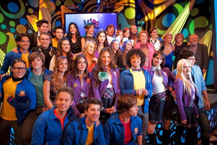 de abril por el canal Nickelodeon a las 21:00 horas y superando a los ...