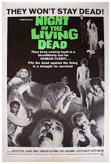 "31 Days of Horror Day 16 - ""Night of the Living Dead"" (1968)"