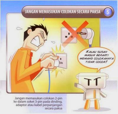 Tips Keamanan Instalasi Kabel Listrik