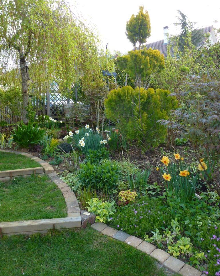 Le jardin des grandes vignes promenade au jardin - Le jardin des grandes vignes ...