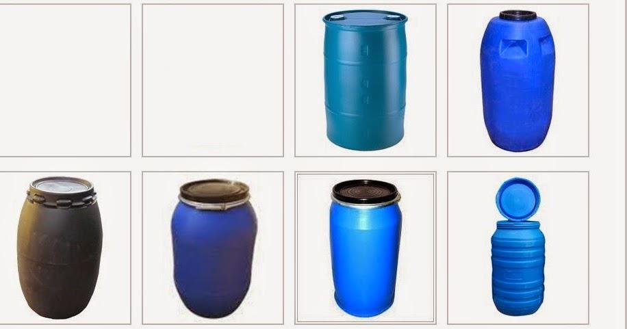 Tambor bombonas tonel barril de pl stico tambores tipo for Tambores para agua