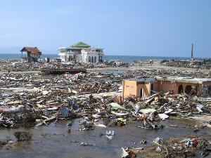 Jawa-Sumatera Tempat Paling Bahaya di Dunia
