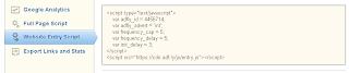 kode skrip adfly