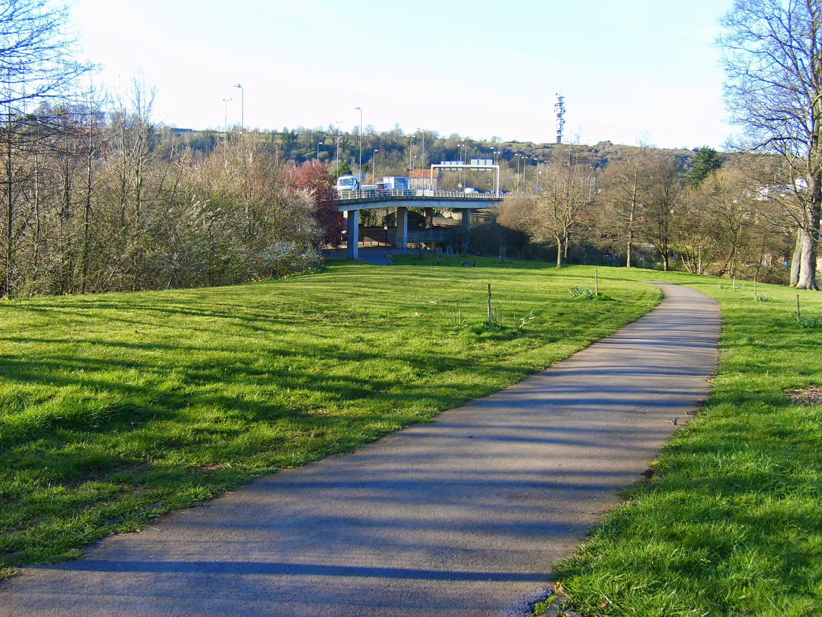 Walks from the Severn Beach Line: Stapleton Road to Clifton Down ...