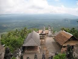 PUra Lempuyang, hindu temple, hindu ceremony