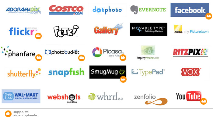 Photo Sharing Sites Can Share Also These Sites