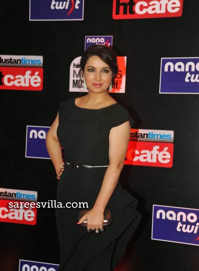 Tisca chopra at Most Stylish Awards 2014