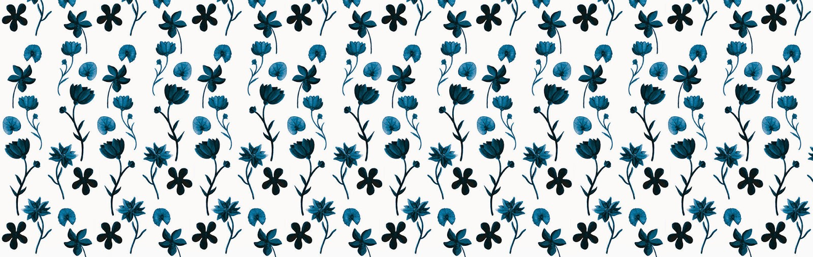 Blue Flowers - Jen Haugan Animation & Illustration