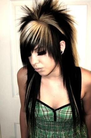 punk haircuts for girls with long hair. punk haircuts for girls with long hair. Haircuts For Long Hair