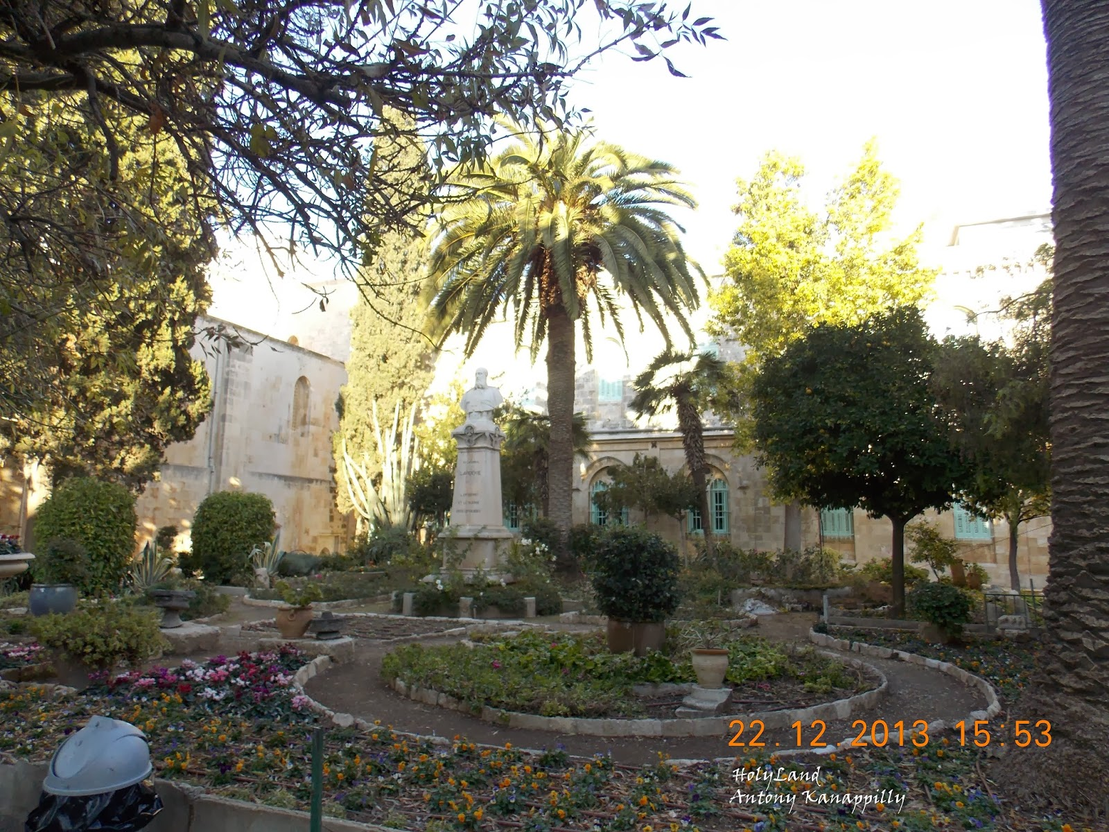 My Holy Land Trip February 2014