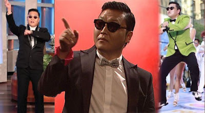 PSY on American TV