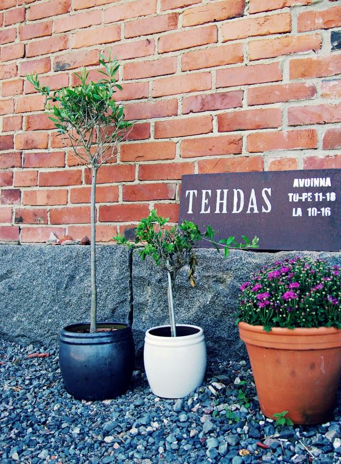 tiirinkosken tehdas, brick wall