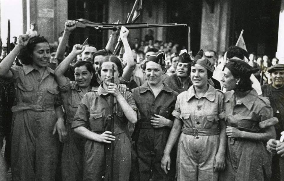 grupo de estudio: Feminismos de Armas tomar