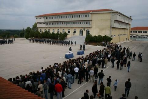 ΤελετήΟνομασίας-απομονή πτυχείων νέων Αστυφυλάκων  της σχολής Διδυμοτείχου.