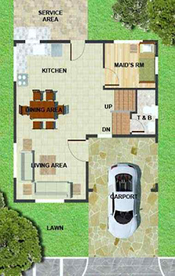 Monica Unit Two Storey Single Detached House and Lot for Sale Marigondon Mactan Cebu 4BR