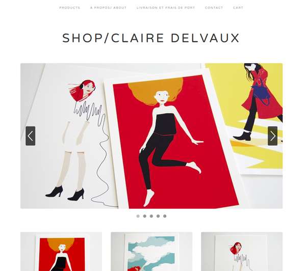 http://shopclairedelvaux.bigcartel.com/