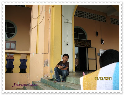 Masjid ranau