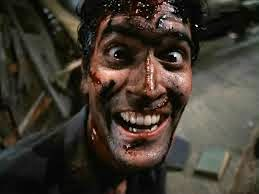 We all go a little mad sometimes- Ash - The Evil Dead