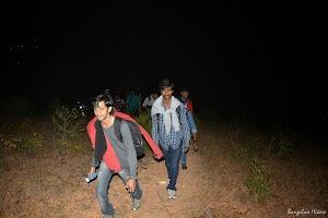 Makalidurga night trekking