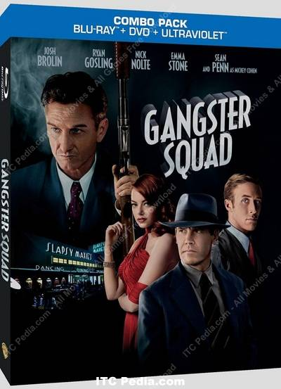 Gangster Squad (2013) 720p WEBRip x264 - PLAYNOW