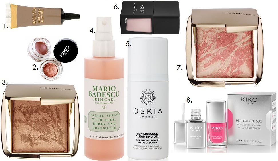 London Beauty Wishlist
