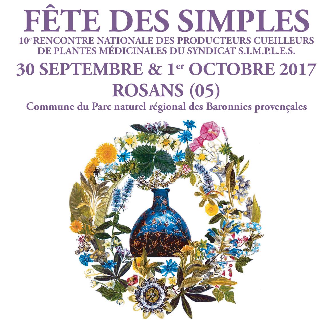 30 SEPTEMBRE -1er OCTOBRE 2017
