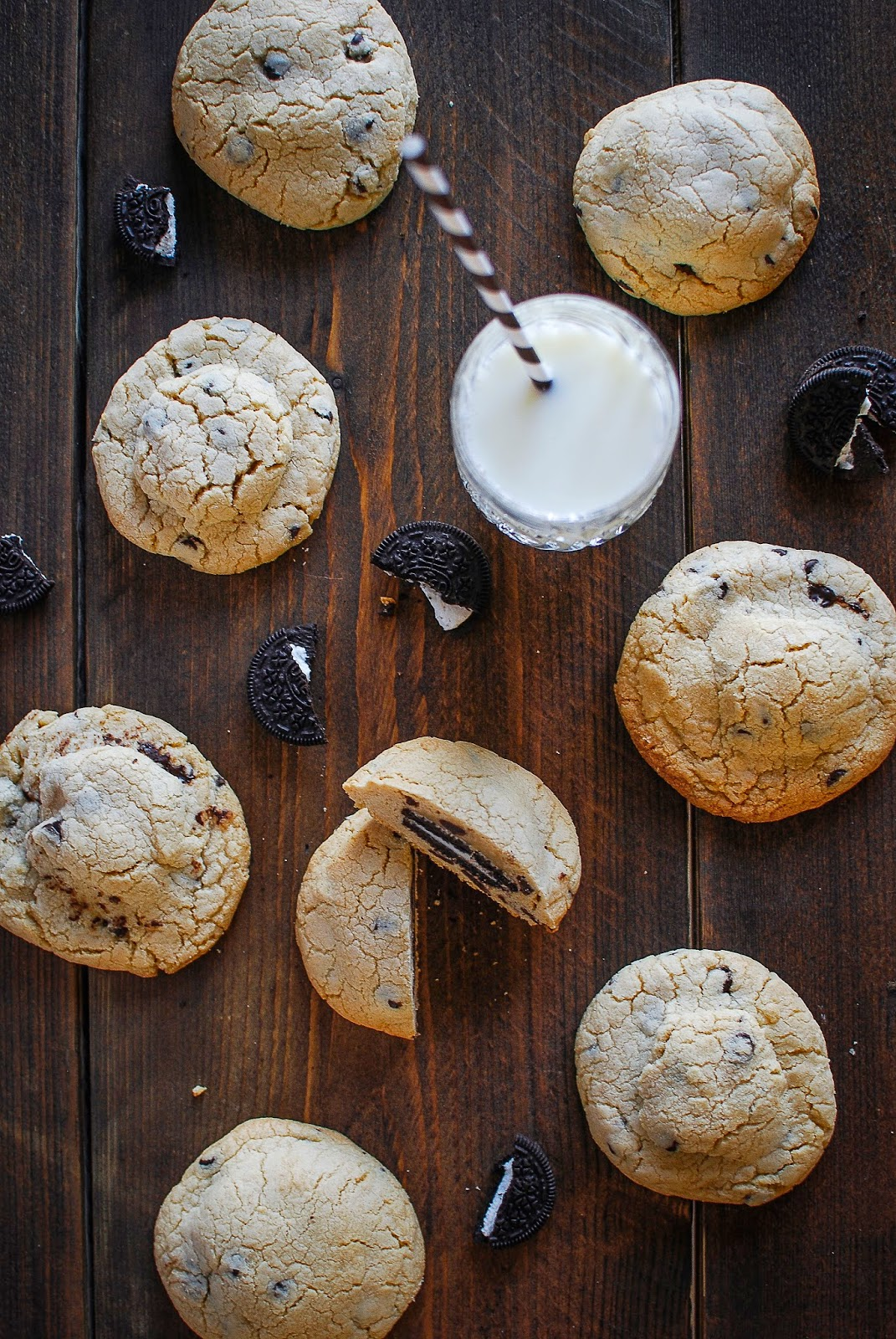 Oreo Cookie Bombs