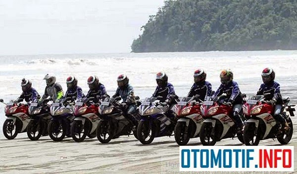 Club Toring Yamaha Aceh - Medan, otomotif info
