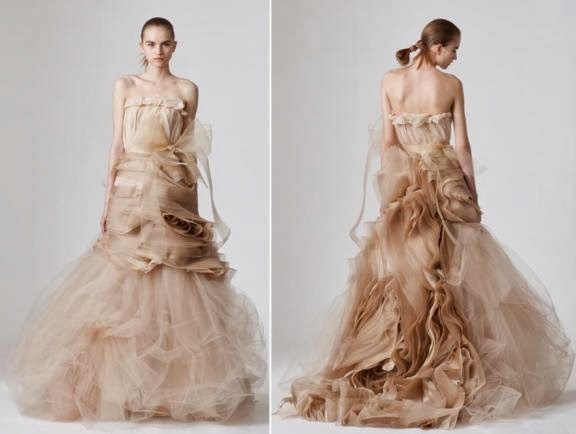 Vira Wedding Dresses With Flowers On Them 19