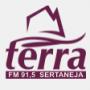 ouvir a Rádio Terra FM 91,5 Santa Fé do Sul SP