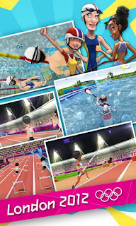 Official London 2012 Olympics