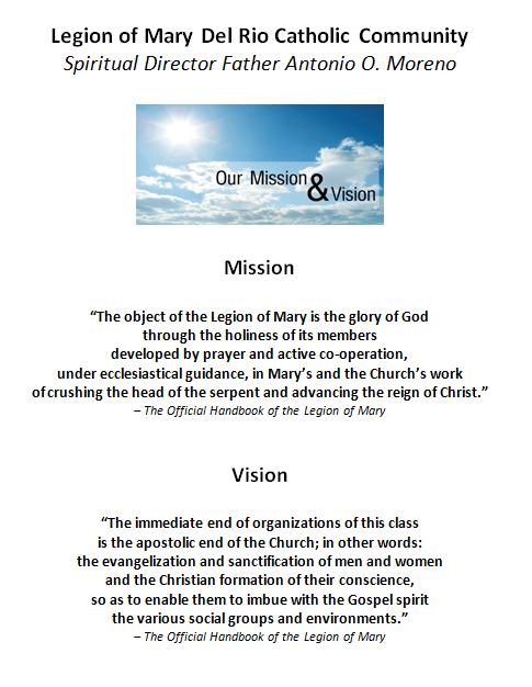 LOM Mission and Vision