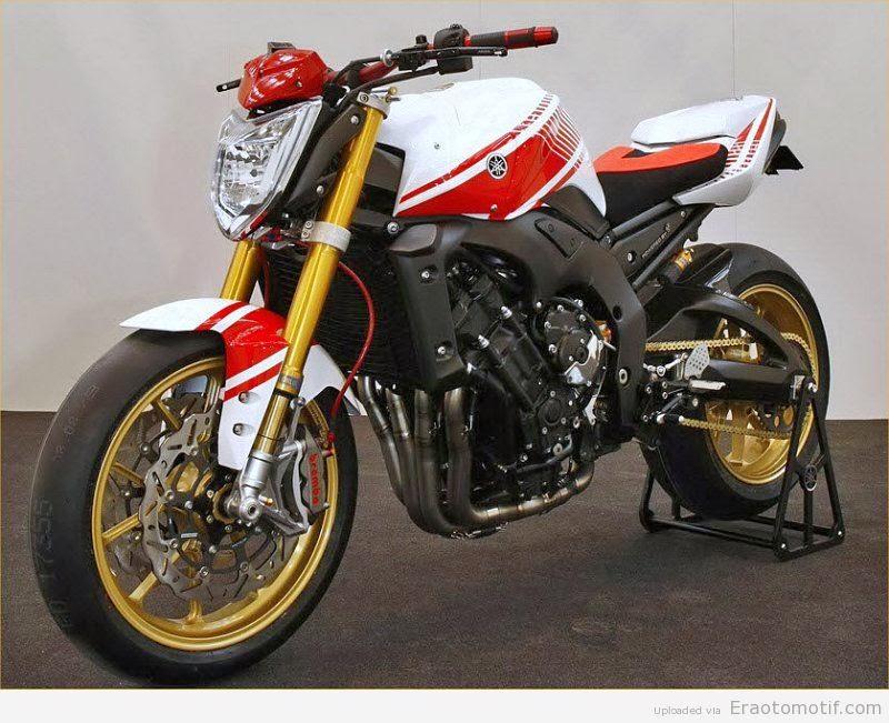 modifikasi sepeda motor vixion