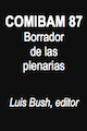 Luis Bush-COMIBAM 87-
