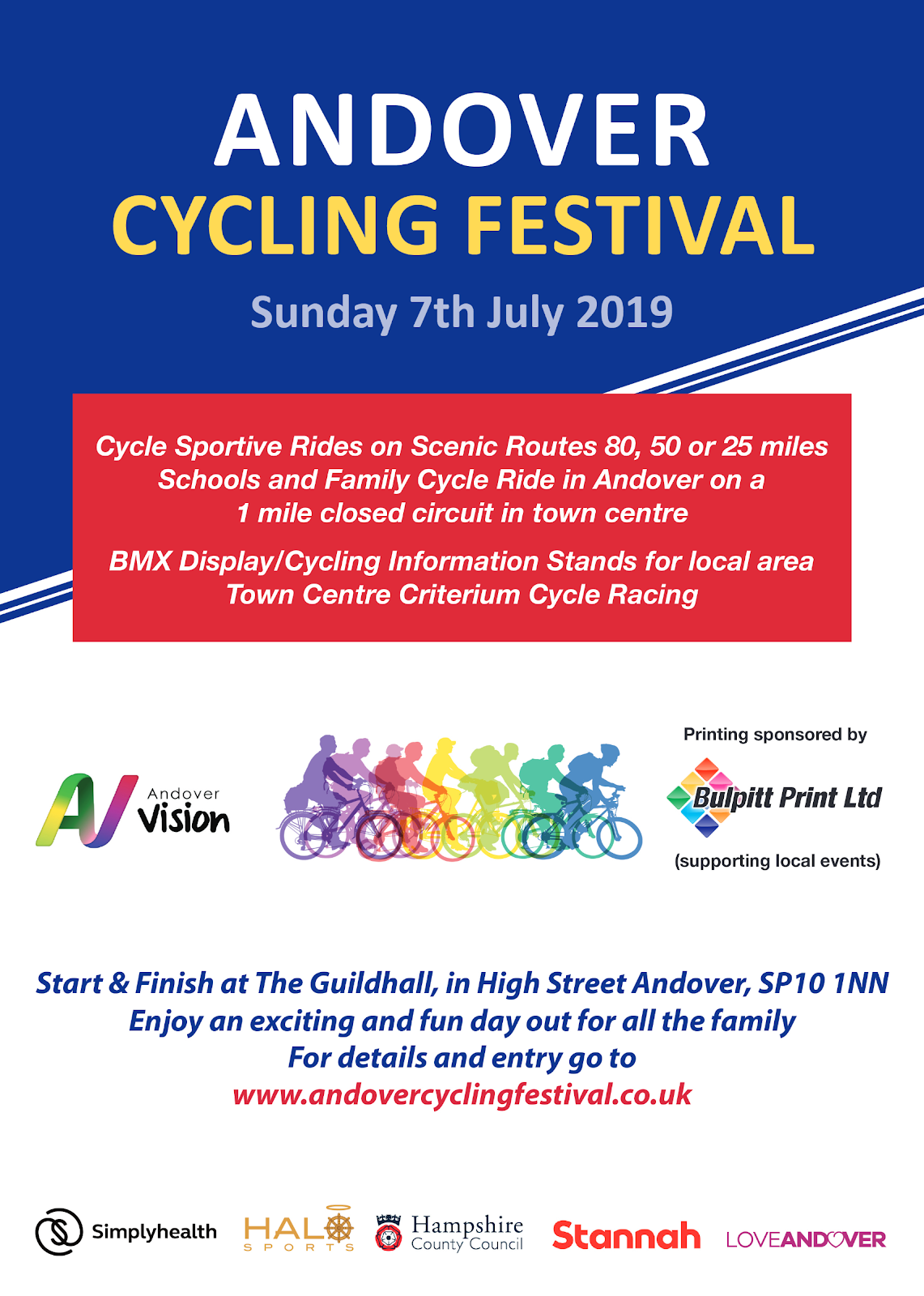 Andover Cycling Festival 2019