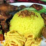 Resep Nasi Kuning Pakai Rice Cooker