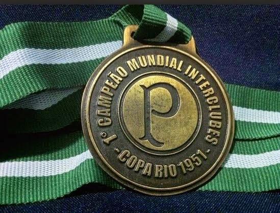 1˚ Campeão Mundial Interclubes