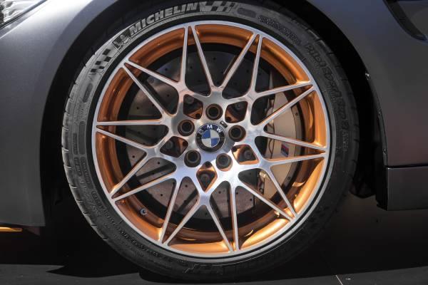 「BMW Concept M4 GTS」ホイール画像
