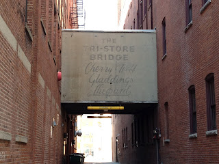 The Tri-Store Bridge: Cherry & Webb, Gladdings, Shepard