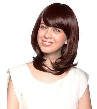 Model Rambut Sebahu Terbaru 28