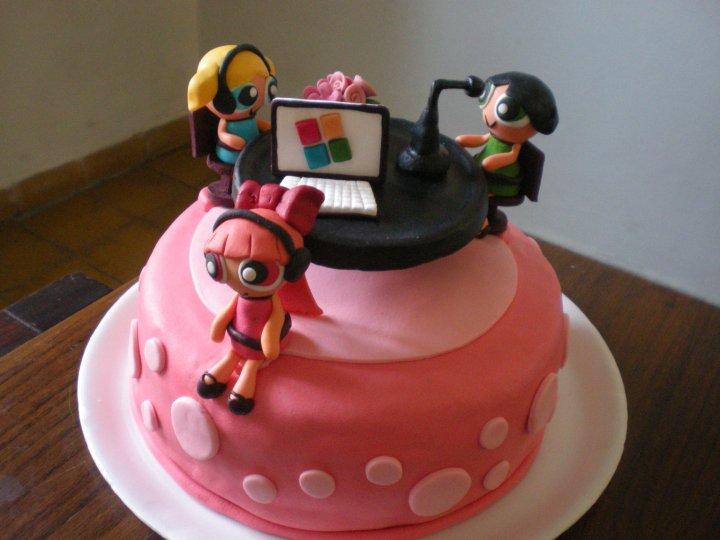 Torta Y Adivinanzas    Se Prenden