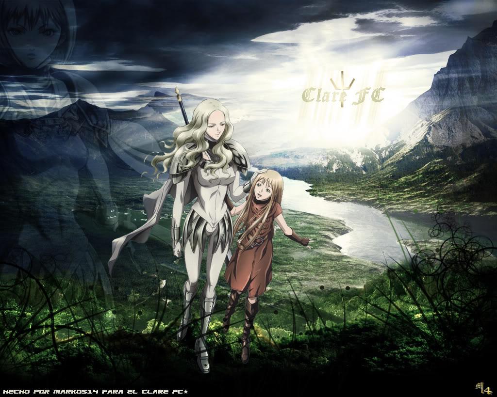 Best Anime Claymore