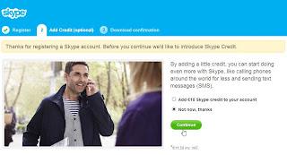 proses daftar skype